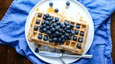 Recipe of the Day: Vegan Waffles