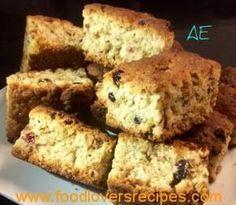 2014-12-06-muesligesonheidsbeskuit Baking Recipes, Cookie Recipes, Dessert Recipes, Desserts, Kos, Rusk Recipe, Biscotti Recipe, Muesli, Everyday Food
