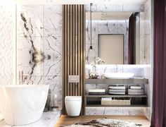 70 ideas for bathroom wood spa interior design New Bathroom Designs, Bathroom Design Layout, Modern Bathroom Design, Spa Interior Design, Home Interior, Bathroom Interior, Modern Toilet, Yellow Bathrooms, Wood Bathroom