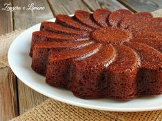 torta al cioccolato - dettaglio