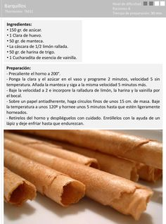 Cocina española by Montserrat Reyes - issuu Bakery Recipes, Cookie Recipes, Dessert Recipes, Best Chocolate Cake, Pan Dulce, Biscuits, Cupcake Cookies, Sweet Bread, Sweet Recipes