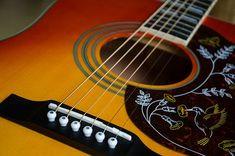 Guitare, La Musique