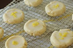 Zesty Lemon Cream Cheese Cookies From 12 Tomatoes