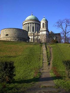 Esztergom, Hungary Budapest Hungary, Salzburg, Countries Of The World, Taj Mahal, To Go, Places To Visit, Journey, Memories, Explore