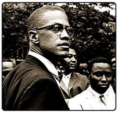 Malcolm X - African American Nationalist