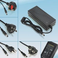 Wholesale DC 12V 6A 72W Power Supply Adapter Charger for Led Strip Light - 11$