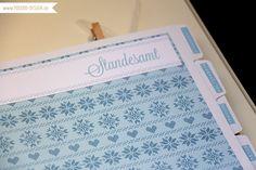 Hochzeitsplaner Ordner| www.youdid-design.de