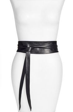 Ada Ada Handmade Leather Wrap Belt available at #Nordstrom