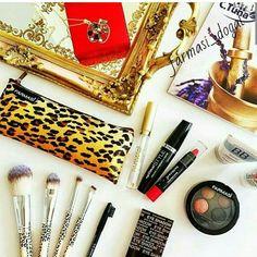 #makeup #instagram #instablogger #mascara #lip #lipgloss #farmasi #bbcream #farmasi_dogal