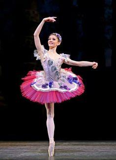 "<<Melissa Hamilton as the Lilac Fairy in ""The Sleeping Beauty"" at The Royal Ballet, 2014 # Photo © Dave Morgan / the Royal Opera House>>"