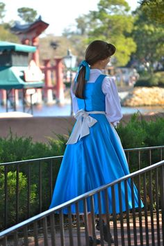 Belle. Someone seriously needs to book me for this costume!!
