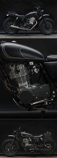 Wrenchmonkees Yamaha SR 400