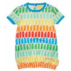 BOYS&GIRLS TUTTI FRUTTI DRESS - MULTI