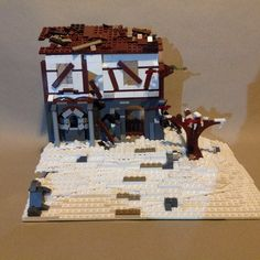 LEGO Ideas - Old House On The Hill