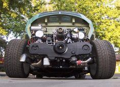German Look Super Beetle   Shoptalkforums.com • View topic - EJ25 in my 55