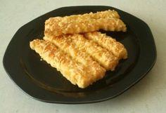 Glutenmentes sajtos rud