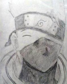 I love Kakashi <3