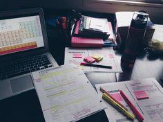 ||| Study, school, student, university, inspiration, note