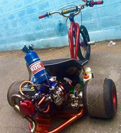 Drift trike moderline.