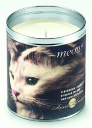 Aunt Sadie's Meow! Candle