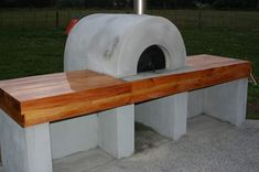 Cool pizza oven