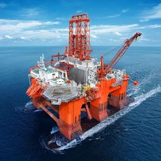 Rig Inspection Services provide a range of specialised services to the offshore industry, including rig acceptance and safety surveys, equipment condition evaluation and inspection, and project management. Oilfield Trash, Oilfield Life, Oil Rig Jobs, Oil And Gas News, Petroleum Engineering, Oil Platform, Minecraft, Aviation Technology, Chemical Plant