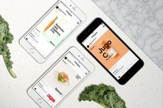 Sparaw, in Buenos Aires, sells cold-pressed juices and vegan food, using organic food from their orchard, and environmentally-friendly packaging. Organic Recipes, Vegan Recipes, Juice Recipes, Environmentally Friendly Packaging, Juice Branding, Cold Pressed Juice, Identity Design, Presentation, Juices