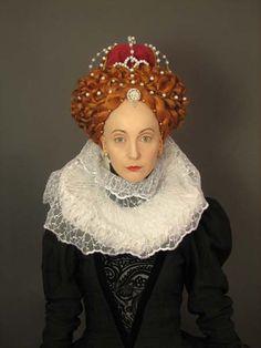 Queen Elizabeth Hair
