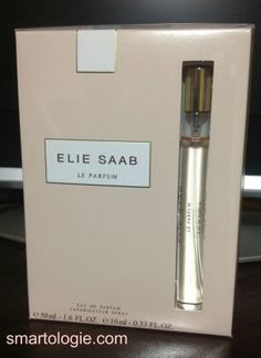 GIVEAWAY OPEN: WIN a brand new bottle of Elie Saab Le Parfum Fragrance. Click through for details.