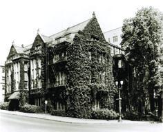 The University Club of Portland in the 1940s #universityclub #portland