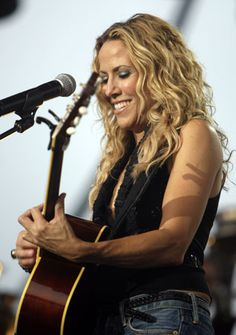 .sheryl crow - all she wants to do is have some fun