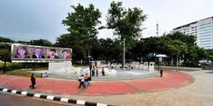 Taman Pandang Istana, Tempat Wisata Murah di Jakarta