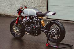 ★ホンダ CX500のカフェレーサー - 気になるバイクニュース。