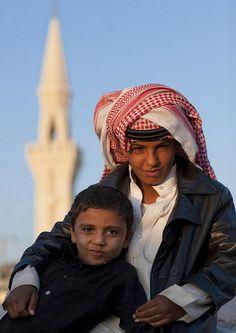 Najran kids - Saudi Arabia