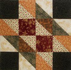 3 1/2 inch block quilt pattern   Chock-A-Block Quilt Blocks: January 2012