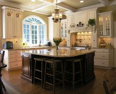 U Shaped Kitchen Designs Design Ideas, Pictures, Remodel, and Decor - page 5