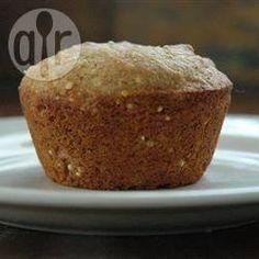Muffinki z kaszą jaglaną @Allrecipes.pl - http://allrecipes.pl/przepis/10559/muffinki-z-kasz--jaglan-.aspx