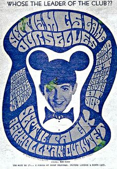 This concert postcard is from 9-15/16-67. at the grande ballroom..The bands performing were,  SEPTEMBER 15/FRIDAY..1967. --MC5.  --Gang. --O...