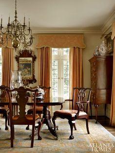 Formal Dining Room ~ Atlanta Homes