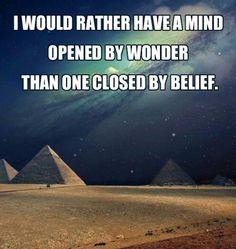 Opened Mind