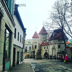 Entering Old Town Tallinn. Old Town, Street View, Journey, Architecture, Photos, Travel, Instagram, Arquitetura, Pictures