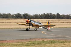 Ryan PT-22 Recruit trainer at November 2013 Temora Warbirds Downunder airshow, New South Wales, Australia.