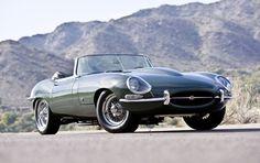 1961 Jaguar E-Type Series 1 Litre Roadster Classic Sports Cars, Classic Cars, Sport Cars, Race Cars, Convertible, Jaguar E Type, Type 3, Vehicles, Google