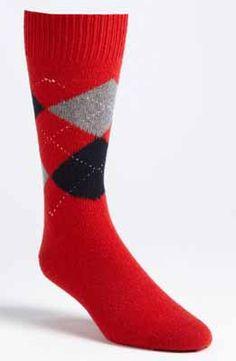 Mentioned in the @Men's Health gift guide: John W. #Nordstrom Argyle #Cashmere socks http://shop.nordstrom.com/S/john-w-nordstrom-argyle-cashmere-socks/2983266?origin=category=0=RED+ARGYLE=0_ven=pinterest_cat=mens_pla=underwear_ite=12_5_12