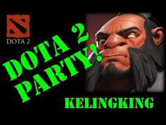 DOTA2 Party : Kelingking is BACK! Dota 2, Free Games, Neon Signs, Party, Channel, Potatoes, Potato, Receptions, Parties