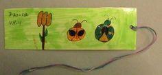 Jasmine's bookmark