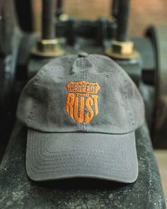 Respect The Rust Hat