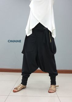 Harem pants 042 by Ommme on Etsy
