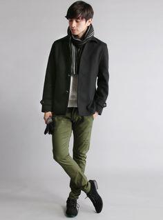 30代メンズファッション冬のおすすめコーディネート