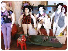 San Petesburgo´s Olga dolls